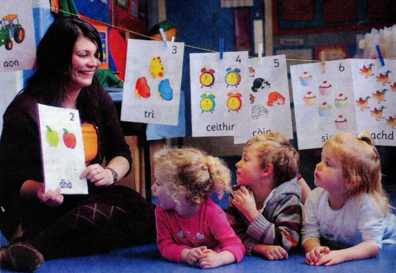 Gaelic-Edinburgh: Nursery and Primary